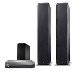 Polk Audio 2.1 S60 Hi-Fi Home Theater Speaker System with HE