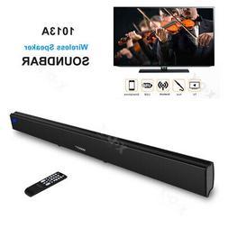 30W Home 3D Surround TV Sound Bar System Speaker Wireless So