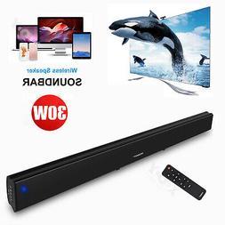 XGODY 30W Sound Bar Speaker TV Home Theater Sound Box Surrou