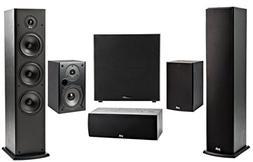 Polk 5.1 Channel 4K 3D A/V Surround Sound Multimedia Home Th