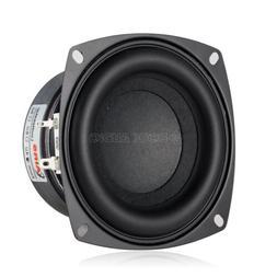 "HiFi 4"" inch 100W Subwoofer Speaker Unit Bass Loudspeaker fo"