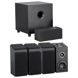 """5.1.4 Channel Home Theater System Immersive Sound w/ 8"""" Acti"""