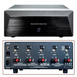 5 Channel 5x200W Power Amp Amplifier Home Theater System Aud