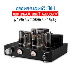 Douk Audio 6P1 Vacuum Tube Amplifier Class A Single-Ended St