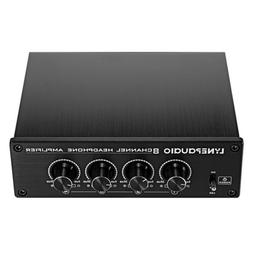 8-Channel Headphone Amplifier distributor HiFi Stereo Amp Ho