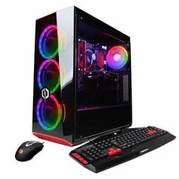 CYBERPOWERPC Gamer Xtreme VR GXiVR8160A Gaming PC  Black