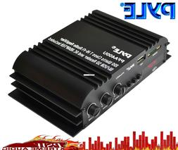 Class-T HiFi Power Audio Amplifier - 100W Dual Channel Surro