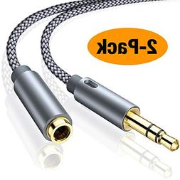 Headphone Extension Cable, Oldboytech 3.5mm Stereo Audio Cab