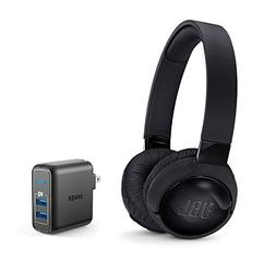 JBL Tune 600 BTNC Over-Ear Wireless Bluetooth Headphones Bun