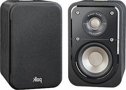 Polk Audio - Signature S10 Hi-res 2-way Bookshelf Satellite