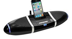 Pyle Home PIWPD3 iPod iPhone4 4S Dock with wireless Speakers