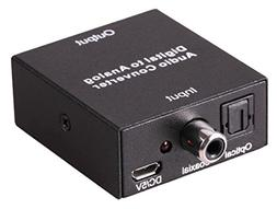 Tbridge Digital  to Analog  Audio Converter Adapter