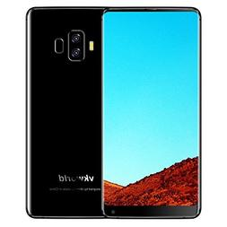 VKWORLD S8 4GB+64GB Dual Sim Smartphone 18:9 Aspect Ratio 4G