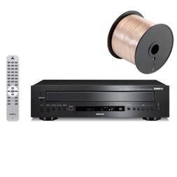 Yamaha Compact 5 Disc CD Changer, PlayXchange Uninterrupted