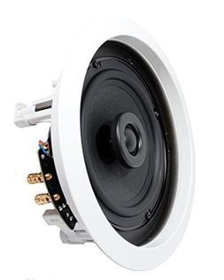 "Audiobahn APRO6.5CMD 6.5"" 2-Way 280 Watts Circular Round Hom"