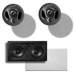 Polk Audio Vanishing LS Series In-Wall / In-Ceiling Home Spe