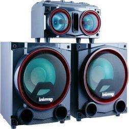 Gemini Audio 2000 Watt LED Bluetooth Party Home Theatre Ster