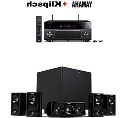 Yamaha AVENTAGE RX-A2080 9.2-ch AV Receiver Works Alexa. + K