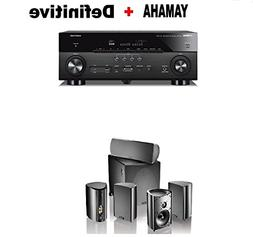 Yamaha AVENTAGE RX-A780 7.2-ch 4K Ultra HD AV Receiver with