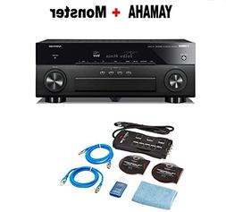 Yamaha AVENTAGE RX-A880 7.2-ch 4K Ultra HD AV Receiver with