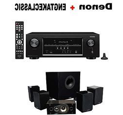 DENON AVR-S530BT 5.2 Channel Full 4K Ultra HD AV Receiver wi