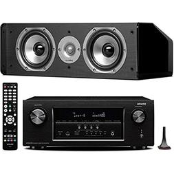 Denon AVR-S910W Bundle 7.2 Channel Full 4K Ultra HD A/V Rece