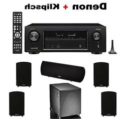 Denon AVR-X1400H 7.2 Channel Full 4K Ultra HD AV Receiver +