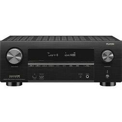 Denon AVR-X3500H 7.2 Channel 4K AV Receiver with 3D Audio |