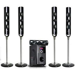 BeFree Sound BFS-900 5.1 Channel Surround Bluetooth Speaker