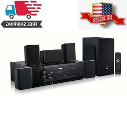 Bluetooth Home Theater System 1000W Audio Surround Sound w/