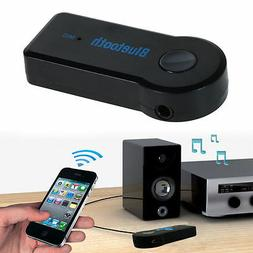Bluetooth Receiver Hands-Free Car Kit Mini Adapter for Home