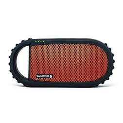 Bluetooth Wireless Speaker, Orange Small Bluetooth Speaker W