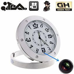 5MP HD Camcorder Alarm Clock Video Cam Camera DVR Digital Vi