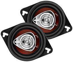 BOSS Audio CH3220 Car Speakers - 140 Watts Of Power Per Pair