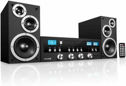 Innovative Technology Classic Bluetooth, CD Player & Radio S