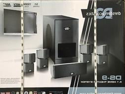 Dresden Acoustics DS-9 5.1 Channel 1500W Home Theater System