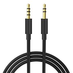 16FT Extra Long Male to Male Universal Aux Audio Stereo Cabl