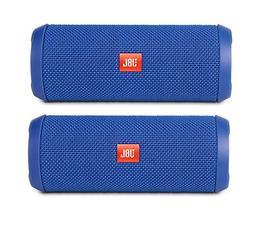JBL Flip 3 Portable Wireless Bluetooth Speaker Pair