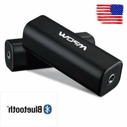 Mpow Ground Loop Noise Isolator  3.5mm Car Audio System Home