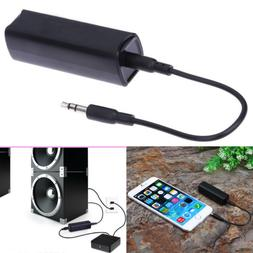 Ground Loop Noise Isolator Eliminate Home Car Aux Audio Syst