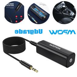 Mpow Ground Loop Noise Isolator for Car Audio / Home Stereo