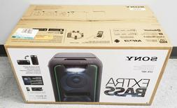 Sony GTK-XB7 High Power Extra Bass Portable Home Audio Syste