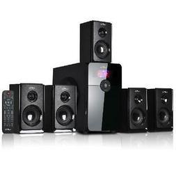 Home 5.1 Channel Surround Sound Bluetooth Speaker System 5 S