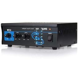 Home Audio Power Amplifier System - 2X75W Mini Portable Dual