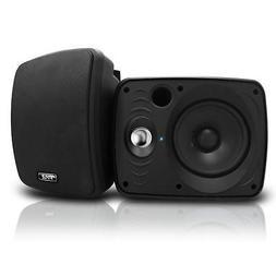 PyleHome PDWR64BTB 2.0 Speaker System - 400 W RMS - Wireless