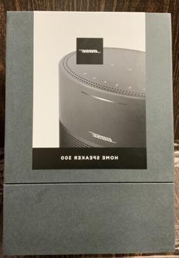 Bose Home Speaker 300 powered multi-room audio speaker