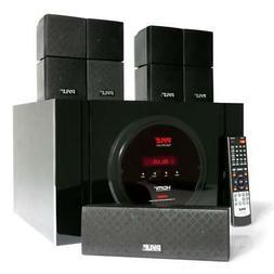 5.1 Channel Amplifier Speaker System - 300W Bluetooth Wirele