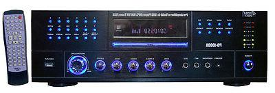 NEW PYLE STEREO RADIO CD SYSTEM PD1000A