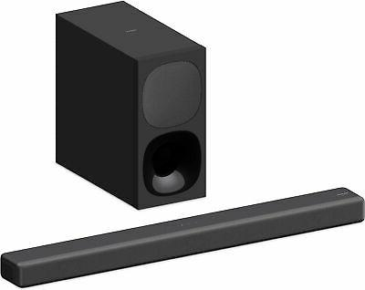 3 1 channel soundbar with wireless subwoofer