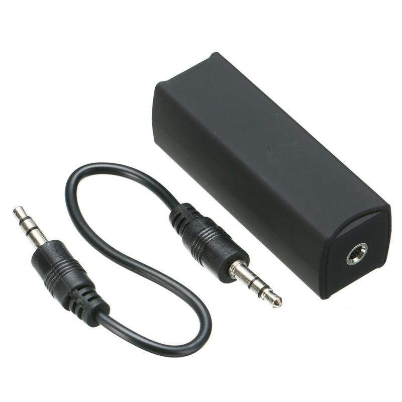 3.5mm Ground FR Car Home Stereo System